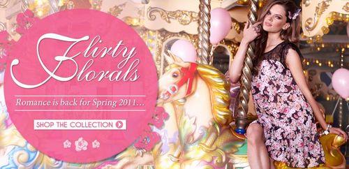 Lipsy Spring 11 Dresses