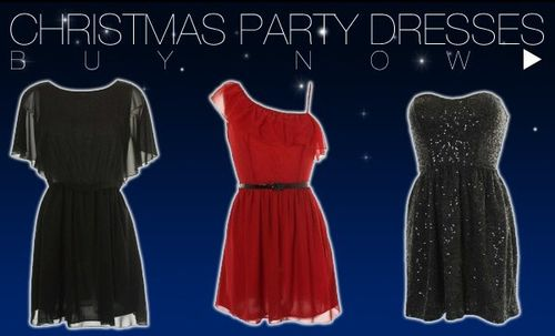 Love Christmas Dresses
