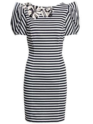 Monsoon Fusion Juniper Striped Dress