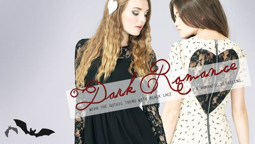 Sugarhill Boutique Dark Romance Dresses
