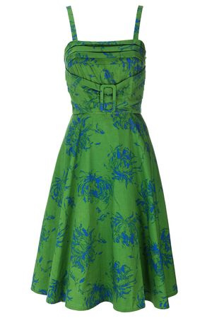 Gamlous a line cape flowers decorated cathedral train lace wedding blue dress