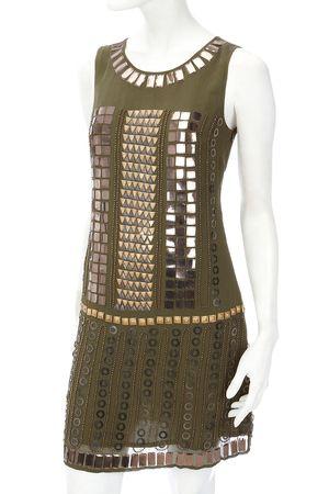 Wallis Khaki Bodyarmour Dress