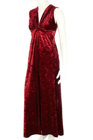 Wallis Red Sleeveless Tie Back Dress