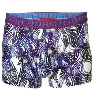 Bjorn Borg Cotton Stretch Curtains Boxer Trunks