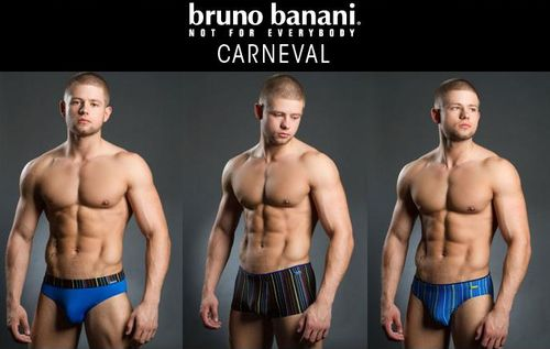 Bruno Banani Carneval Collection
