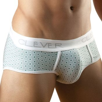 Clever Moda Tropical Pine Brief