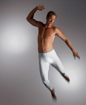 Jockey Spurt Y-Front Long Johns