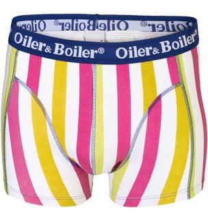 Oiler & Boiler Nantucket Stripe Print Boxer Trunk