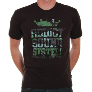 Addict Sound System T-Shirt