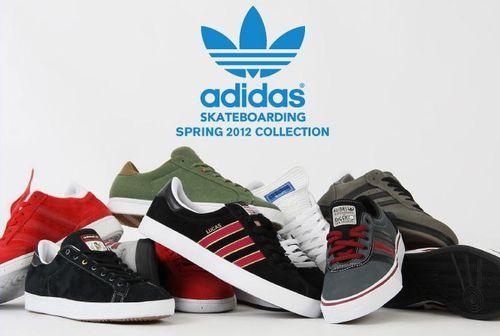 Adidas Skateboarding Collection