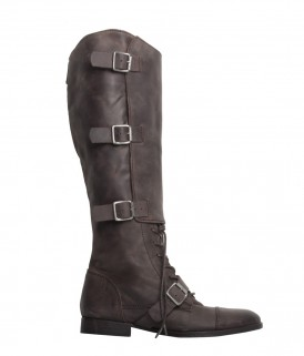 All Saints Criollo Leather Boots