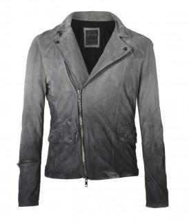 All Saints Throttle Leather Biker Jacket