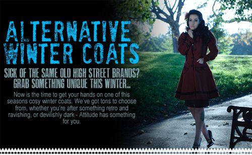 Alternative Winter Coats