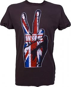 Amplified Vintage The Who V Sign T-Shirt