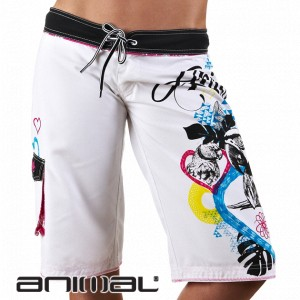 Animal Fabriano Board Shorts