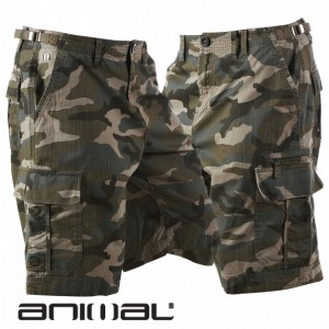 Animal Riptide Walk Shorts
