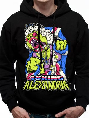 Asking Alexandria Band Merchandise