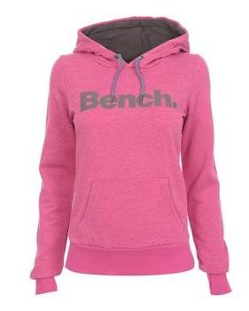 Bench Yo Yo Hoody . Hooded sweat, Front pocket, with Logo across front