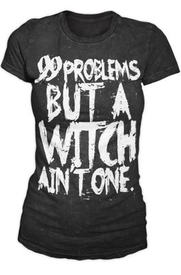 Blackcraft 99 Problems But A Witch Ain't One T-Shirt