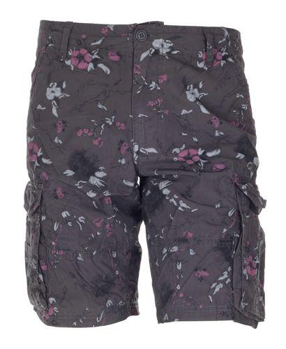 Blend Oriental Floral Shorts
