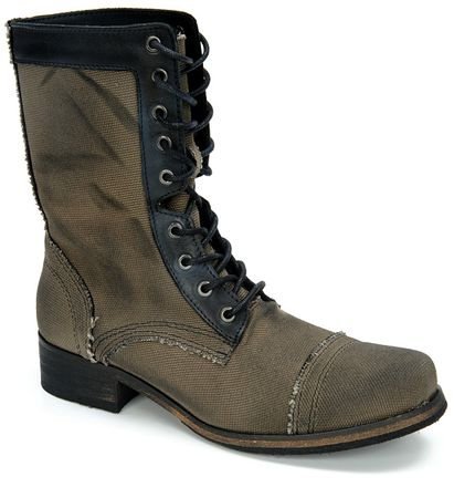 Bronx Scar Biker Boots