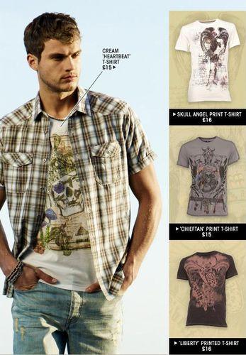 Burton Vintage T-Shirts