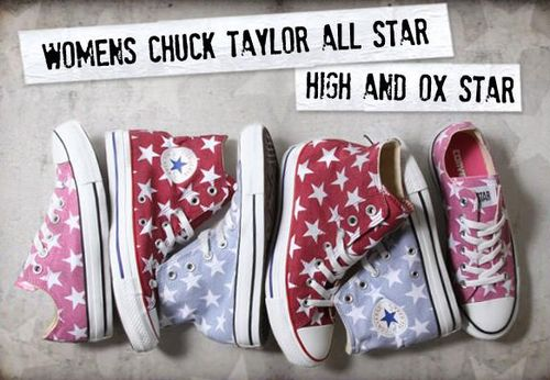 Converse Womens Chuck Taylor All Star Ox Trainers