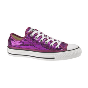 Converse Electronic Sequins Low Ox Trainer