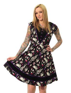 Criminal Damage Dresses