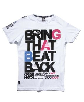 Crosshatch Beat Back T-Shirt