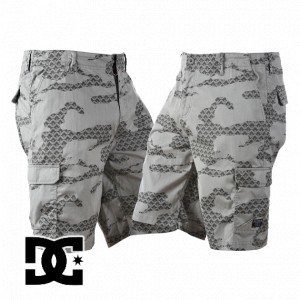 DC Dway Cargo Walk Shorts
