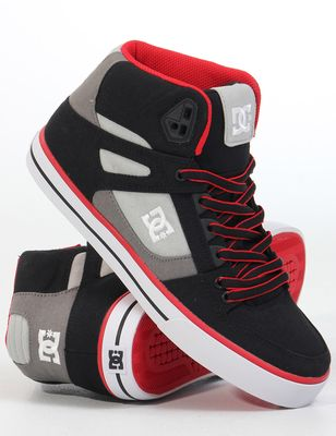 DC Spartan High Top Trainers
