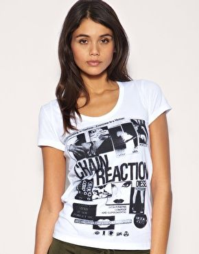 Diesel Chain Reaction T-Shirt