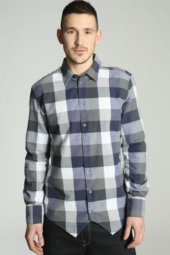 Dr Denim Laurence Check Shirt