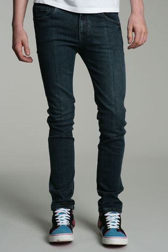 Dr Denim Snap Medium Antique Jeans