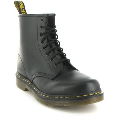 Dr Martens 1460z Black Smooth Boots