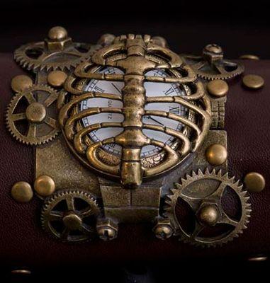 Steampunk Skeleton Watches