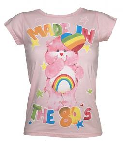 Famous Forever Care Bears T-Shirt