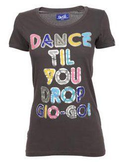 Gio-Goi Womens Torque T-Shirt