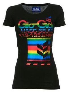 Gio-Goi Womens Upbeat T-Shirt