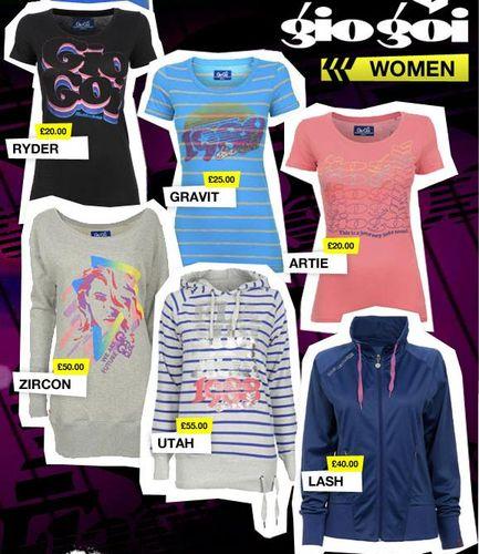 Gio-Gio Womens Clothing