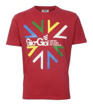 Gio-Goi Translap T-Shirt