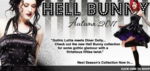 Hell Bunny AW11 Dresses