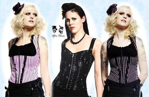 Hell Bunny Corsets