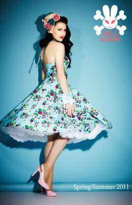 Hell Bunny Dresses Photoshoot