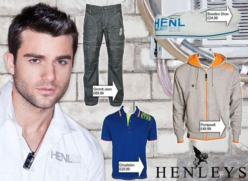 Henleys Urban Clothing