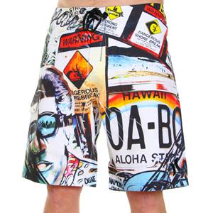 Hurley Koa Boi Boardshorts