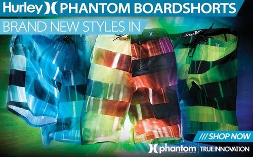Hurley Phantom 60 Phlare Board Shorts