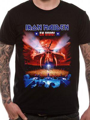 Iron Maiden Mens T-Shirts