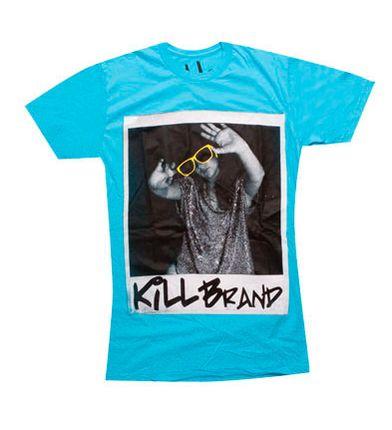 Kill Brand Mens T-Shirts